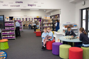 St Charles Catholic Primary School Ryde Facilities Library